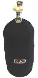 Insulated Bottle Jacket - Product Image