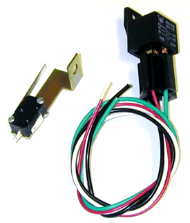 Wide open throttle switch - Product Image
