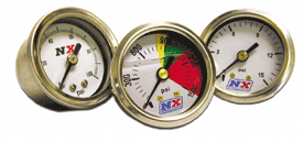 Nitrous Pressure Guage Only - Product Image
