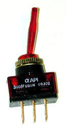"Nitrous ""Arm"" switch - Product Image"