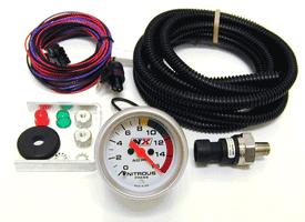 2 1/16 Pro Nitrous Gauge  *REMOTE* - Product Image